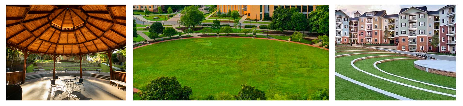 KSU Events and Venue Management Outdoor Spaces Header