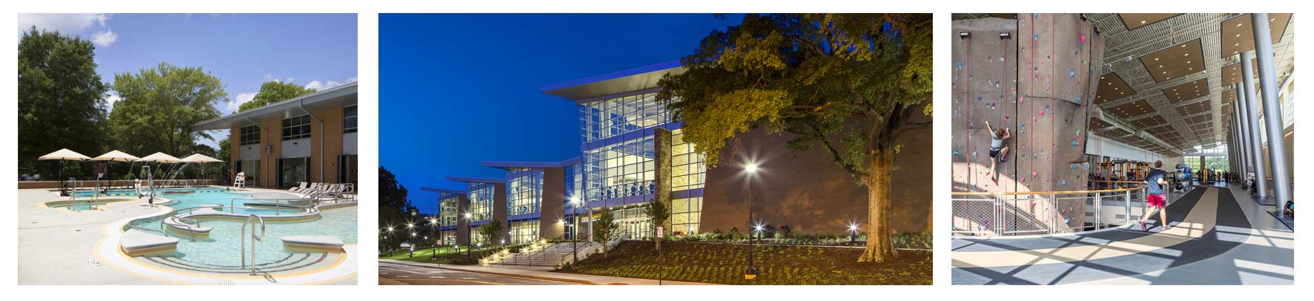KSU Events and Venue Management Student Recreation and Activities Center Header